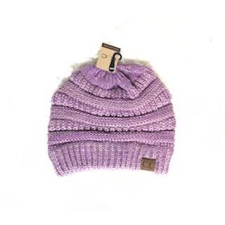 Lavender CC Beanie