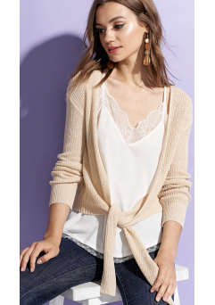 Ballet Sweater Natural