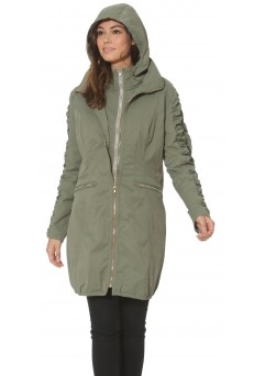 Elana Coat Avocado