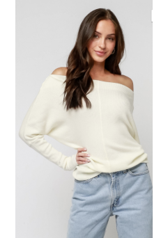 Gerry Sweater Ivory