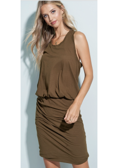 Kelsey Dress Olive