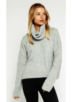 Margot Sweater Grey