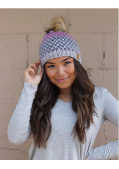 Stacey Beanie Multi Color