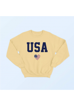 All American Collection USA Sweatshirt